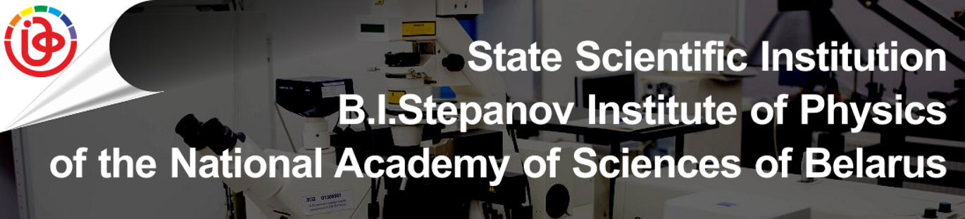 B.I.Stepanov Institute of Physics