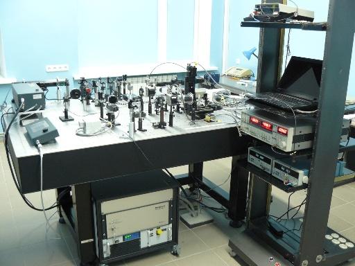 Тераспектрометр